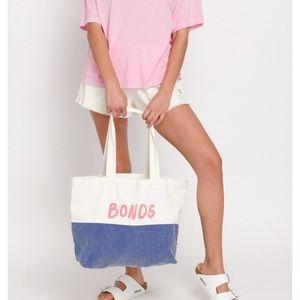 BONDS Tote Bag - Unused - Excellent